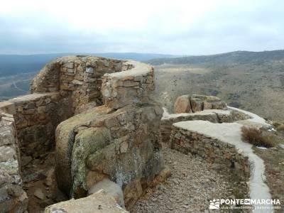Fortines y Trincheras: Río Cofio; fin de año montañas senda del oso nacimiento del rio mundo